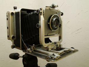 Fotocamera a banco ottico portatile (wikipedia)