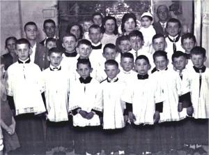 Piccolo Clero Pievedizio 1961