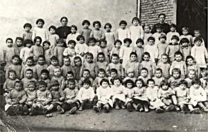 Scuola Classe 1928-29-30 Mairano