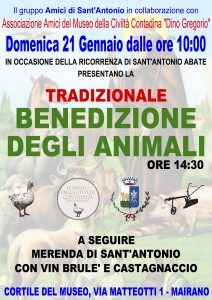 Benedizione animali 2018
